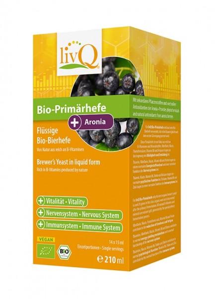 Bio-Primärhefe Aronia 14x15ml