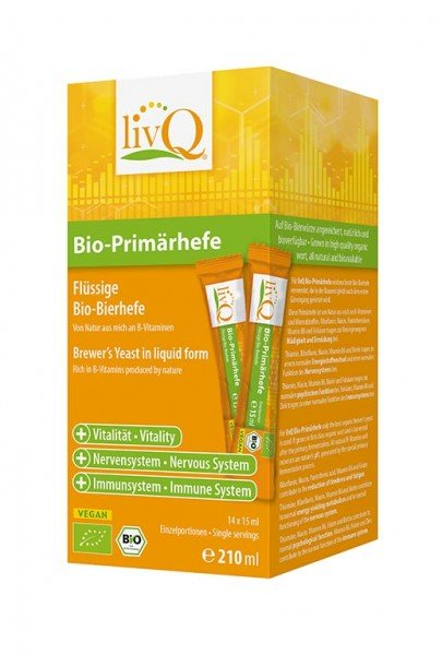 Bio-Primärhefe 14x15ml
